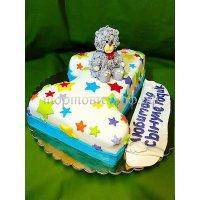Детский торт #224