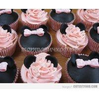 Капкейки и мини пирожные #29