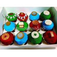 Капкейки и мини пирожные #30