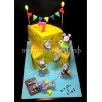 Детский торт #242