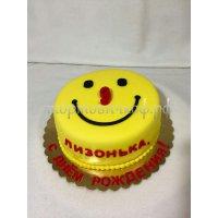 Детский торт #243
