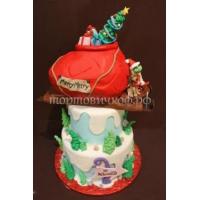 Торт Новый Год # 107