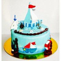 Детский торт #257