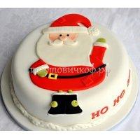 Торт на новый год #62