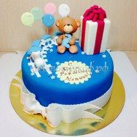 Детский торт #265
