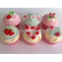 Капкейки и мини пирожные #37