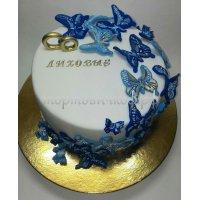 Свадебный торт #66