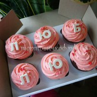 Капкейки и мини пирожные #38