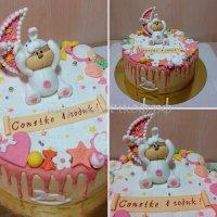 Детский торт #393