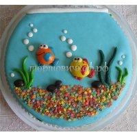 Детский торт #279