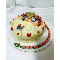 Фруктовые торты #38