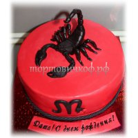 Прикольные торты на день рождения # 30