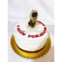 Прикольные торты на день рождения # 19