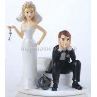 Свадебный торт #75