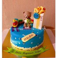 Детский торт #295
