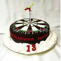 Детский торт #305
