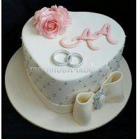 Свадебный торт #80