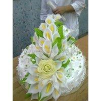 Свадебный торт #83