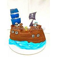 Детский торт #321