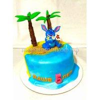 Детский торт #322