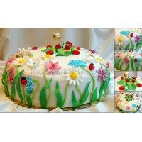 Детский торт #323
