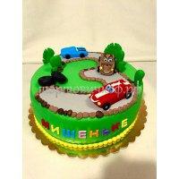 Детский торт #324