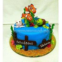Детский торт #330