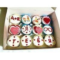 Капкейки и мини пирожные #43