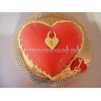 Свадебный торт #85