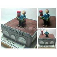 Торт для мужчин #154