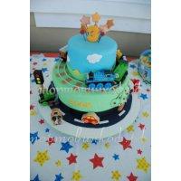 Детский торт #337