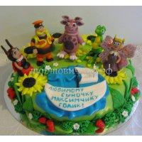 Детский торт #342