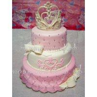 Детский торт #354