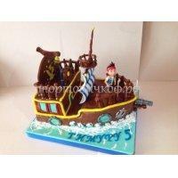 Детский торт #356