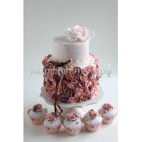 Свадебный торт #94
