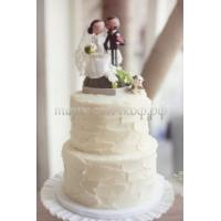 Торт свадебный на заказ - № 046