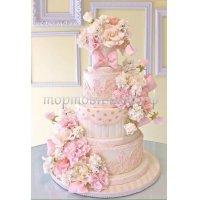 Свадебный торт #1