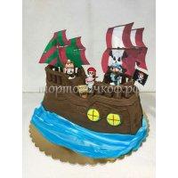 Детский торт #358