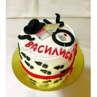 Детский торт #4