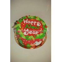 Торт на новый год #2