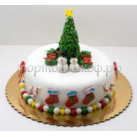Торт Новый Год # 61
