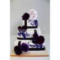 Торт свадебный на заказ - 777