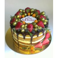 Фруктовые торты #8