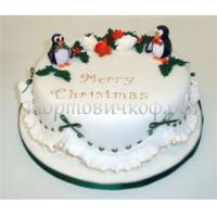 Торт Новый Год # 64