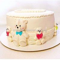 Детский торт #80