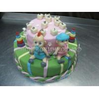 Торт на день рождения - Двойняшки