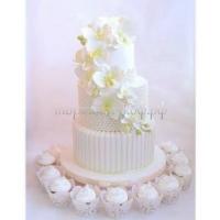 Торт свадебный на заказ - Нежность