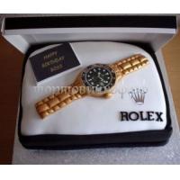 Торт для начальника - Ролекс