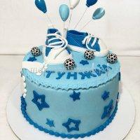 Детский торт #87