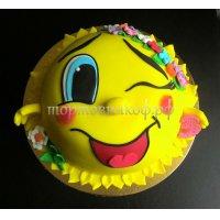 Детский торт #89